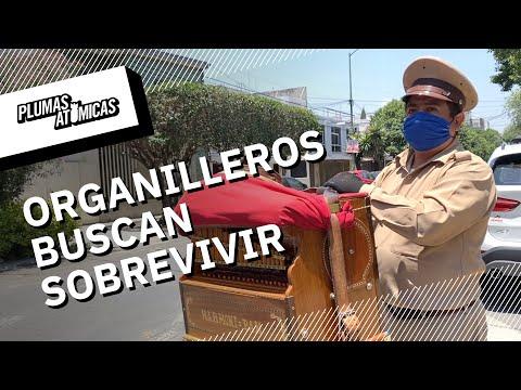 Organilleros recorren la CDMX ante Coronavirus | Ser artista callejero en medio de la pandemia