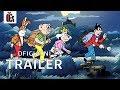 Velké dobrodružství Čtyřlístku (2019) - Trailer 1 / Animovaný