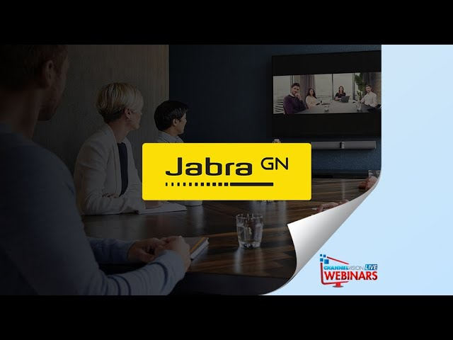 With Jabra, the whole world's a potential workspace.