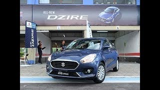 Auto Focus  Industry News Suzuki Dzire Media Test Drive