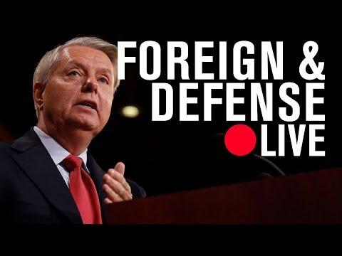 Sen. Lindsey Graham: Congress & the 2018 national security landscape | LIVE STREAM