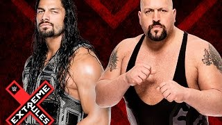 Roman Reigns vs. Big Show - Extreme Rules WWE 2K15 Simulation