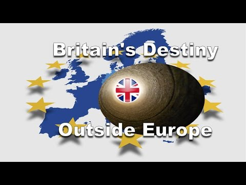 Britain's Destiny Outside Europe in Bible Prophecy