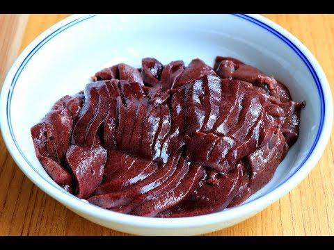 豬肝不要炒著吃了,教你簡單做法,鹽水一煮,清爽開胃不油膩【夏媽廚房】