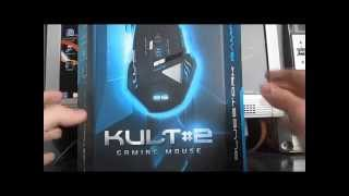 UNBOXING: souris gamer bluestork kult#2