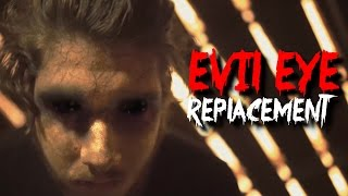Realistic Demon Evil Eyes VFX - Eye Replacement After Effects Tutorial