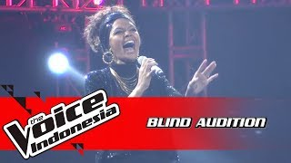 Rambu - This Is Me | Blind Auditions | The Voice Indonesia GTV 2018