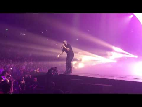 Drake - Work, Take Care, Too Good, Controlla (Summer Sixteen Tour Austin,Tx)