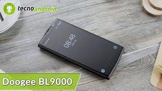 Recensione DOOGEE BL9000: battery-phone con 9000 mAh di batteria!