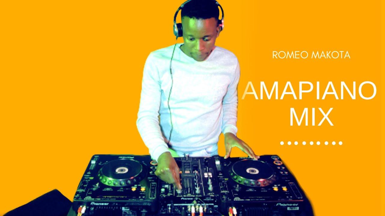 AMAPIANO MIX | 09 JUNE 2020 | ROMEO MAKOTA