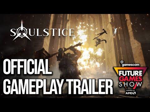 Soulstice Gameplay Trailer - Future Games Show Gamescom 2021
