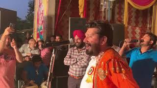 Bhupinder Gill live Mirza dushera mela ground (Morinda) 2019