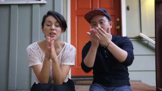 David Choi & Kina Grannis - The Way You Are (Live) Available on iTunes & Spotify!