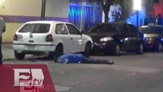 Asesinato en la Venustiano Carranza, entre las víctimas una menor de 11 años/ Jazmín Jalil
