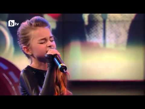 AMAZING!!!! 8 years old girl sings cover of Skyfall by Adele *_*