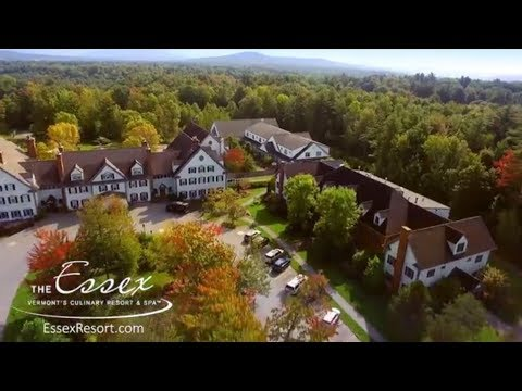The Essex Vermont's Culinary Resort & Spa  on TALK BUSINESS 360 TV