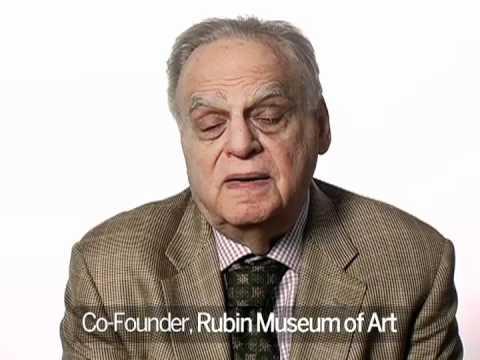 Donald Rubin on Art and Spirituality