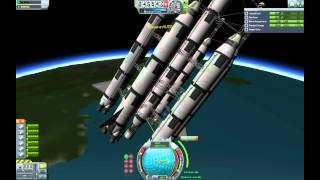 KSP:  Whackeneering Episode 4:  The Accidental SSTM?