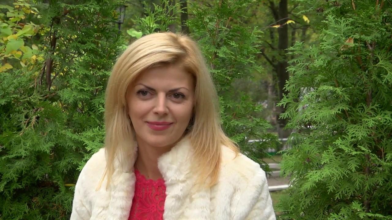 Agenzia Matrimoniale OLYUSKA presenta Yulia ragazza