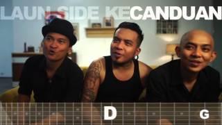 Endank Soekamti - Jangan Ke Lombok (Official Karaoke Video)