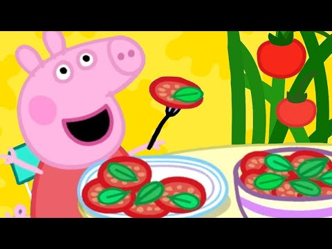 Kids TV And Stories | Grandpa Pig's Greenhouse | Peppa Pig Full Episodes