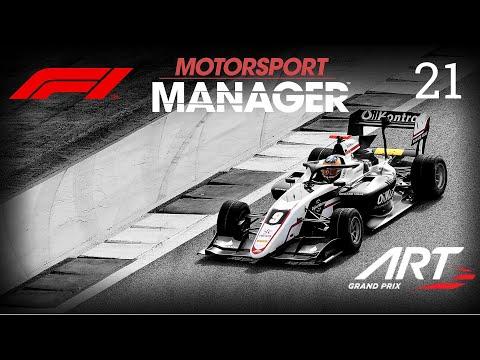 Motorsport Manager Mod F1 Manager 2021 № 21. Осваиваемся в Формуле 1