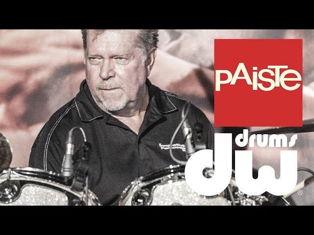 John Jr Robinson - Don't Stop 'til You Get Enough and drum solo