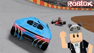 We're In A Super Fight with the Legendary Car!! - Roblox Car Crushers with Panda 2