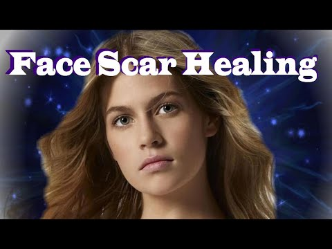 Face Scar Healing Frequency -Future-Channelled Binaural Beat plus Isochronics