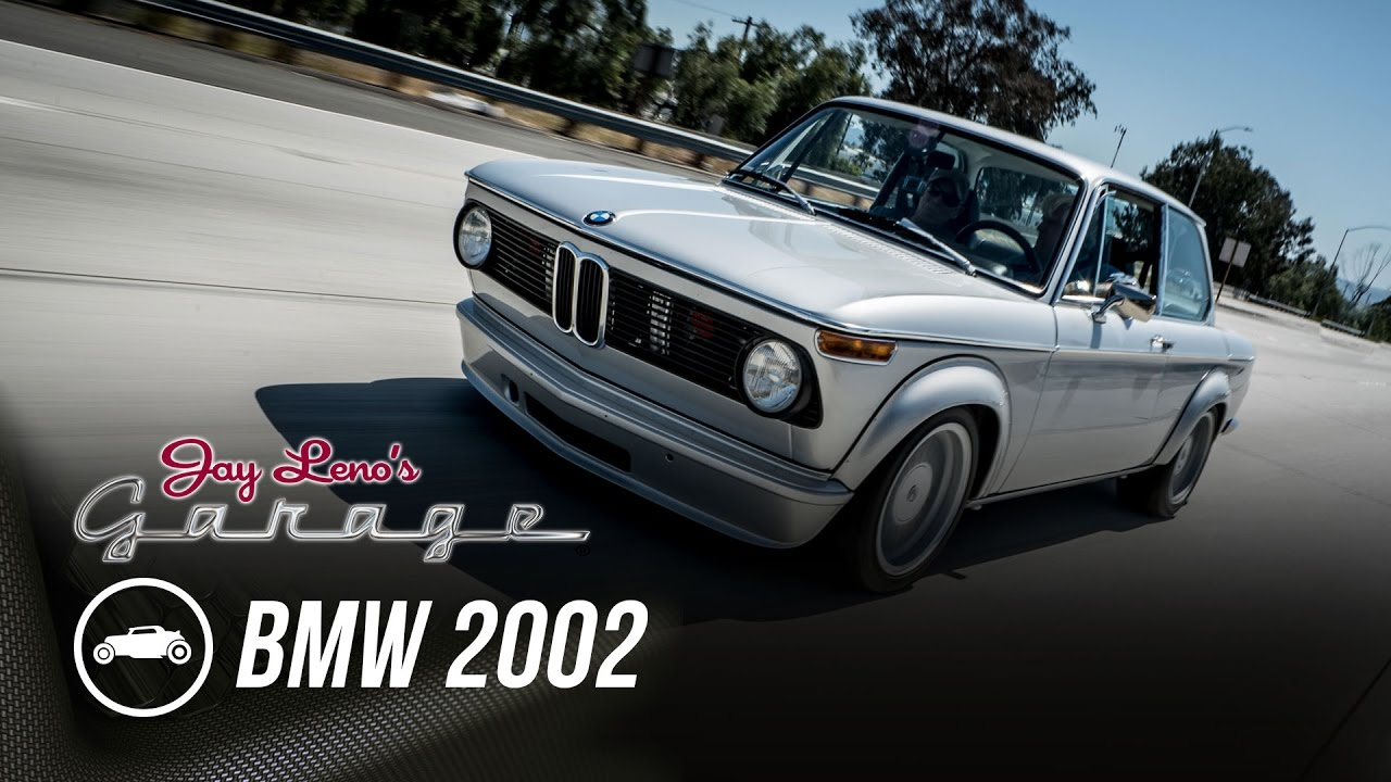 1976 Bmw 2002 Jay Lenos Garage Youtube