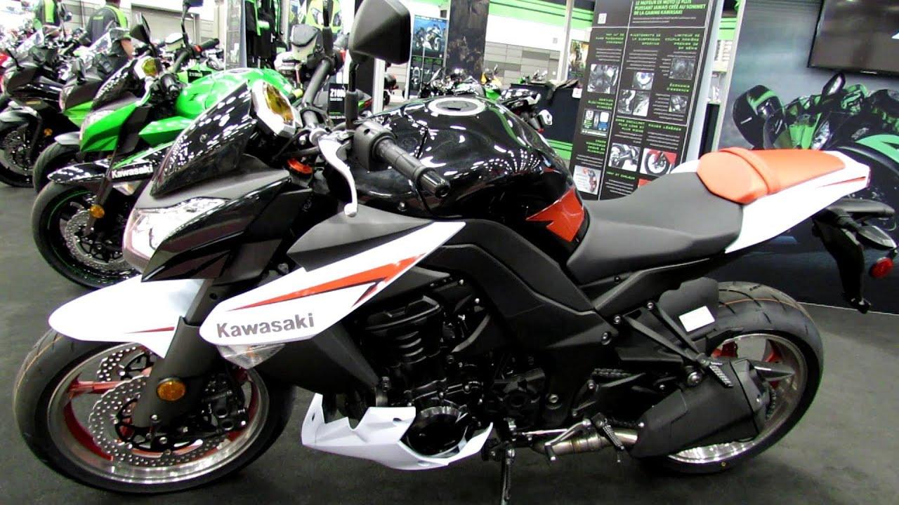 2013 Kawasaki Z1000 Special Edition - Walkaround - 2013 ...