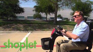 Drive Medical   Ventura DLX 3 Wheel Scooter
