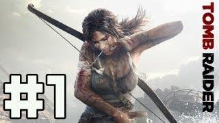 Играем в Tomb Raider - Серия 1 Привет, остров