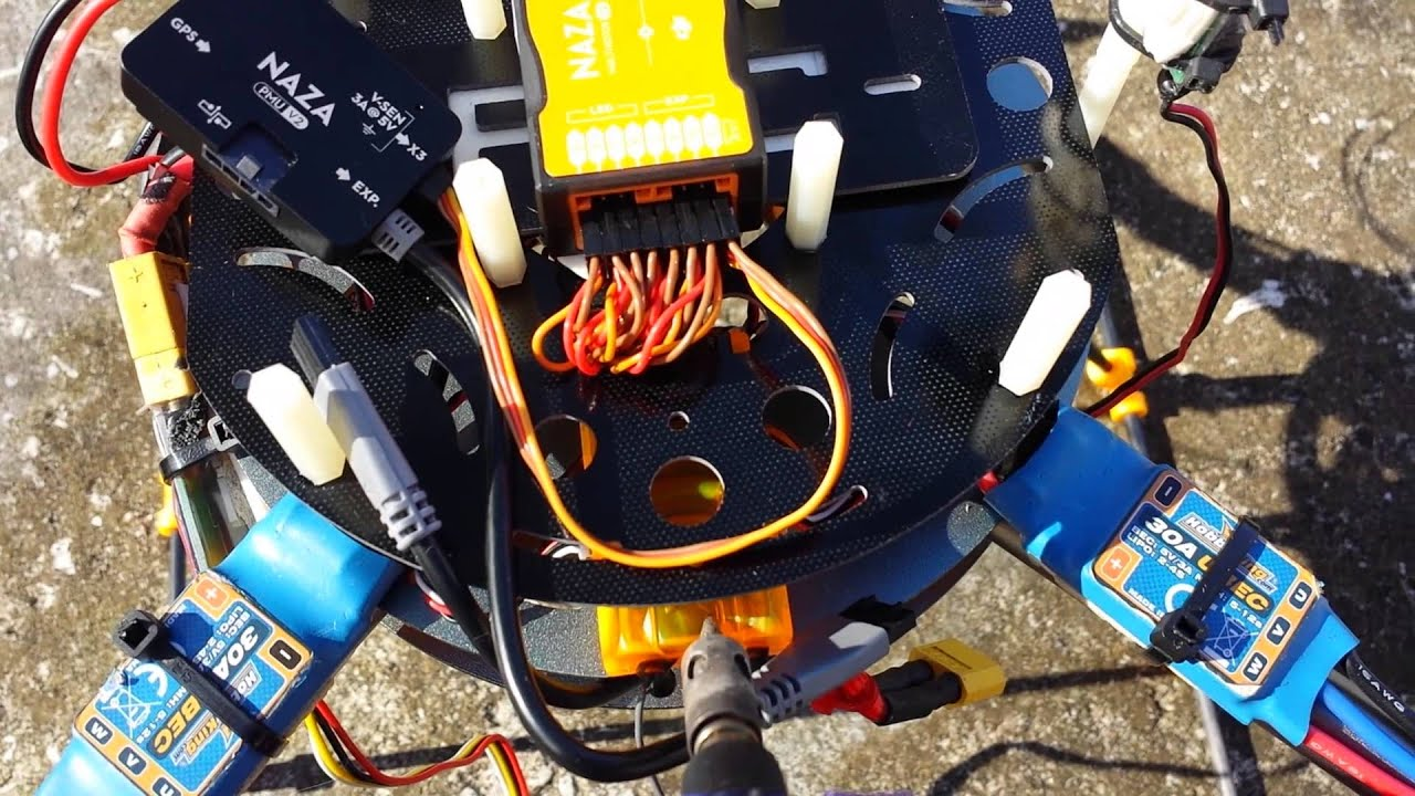 quadcopter naza wiring diagram how to wire naza m v2 spektrum youtube  how to wire naza m v2 spektrum youtube