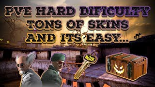 """Black Squad Halloween PVE Event 2018 -""""HOW TO"""" BEAT HARD DIFFICULTY"""