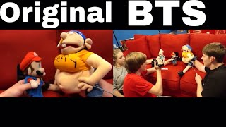 Download Sml Movie: Pregnant Jeffy! BTS and Original Side By Side!