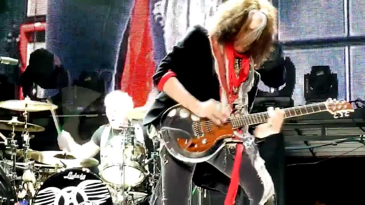 Aerosmith Draw The Line Youtube