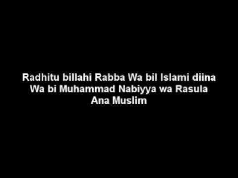 Ana Muslim-Simfoni
