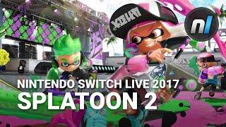 Splatoon 2 Official Trailer | Nintendo Switch Live Presentation 2017