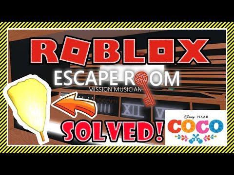 Escape Room  Coco Event Tutorial