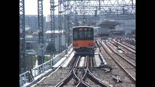 東武鉄道 50050系 入線発車通過特集