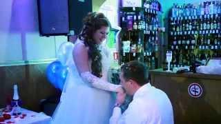 Только мой. Поёт невеста. Коля и Вика.