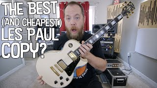 The Best (And Cheapest) Les Paul Copy? Burny Les Paul!