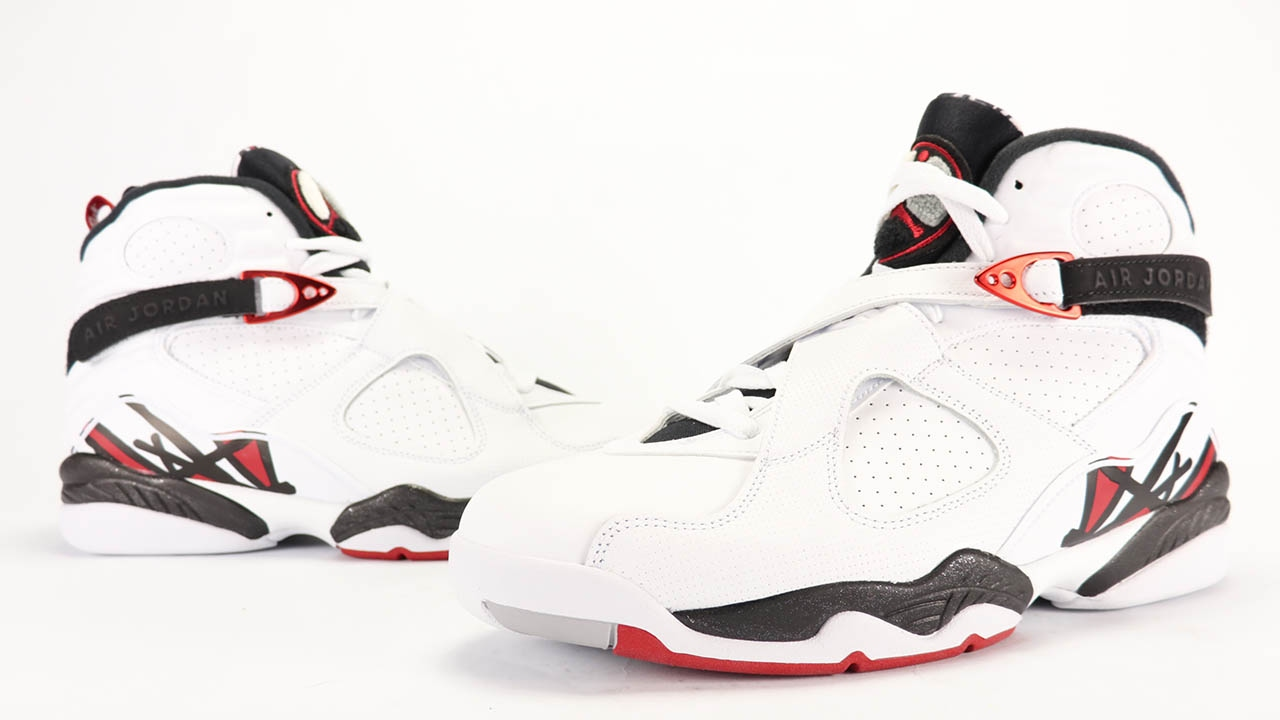 c3b33cb7511f Air Jordan 8 Retro  Alternate  Detailed Look and Review YouTube