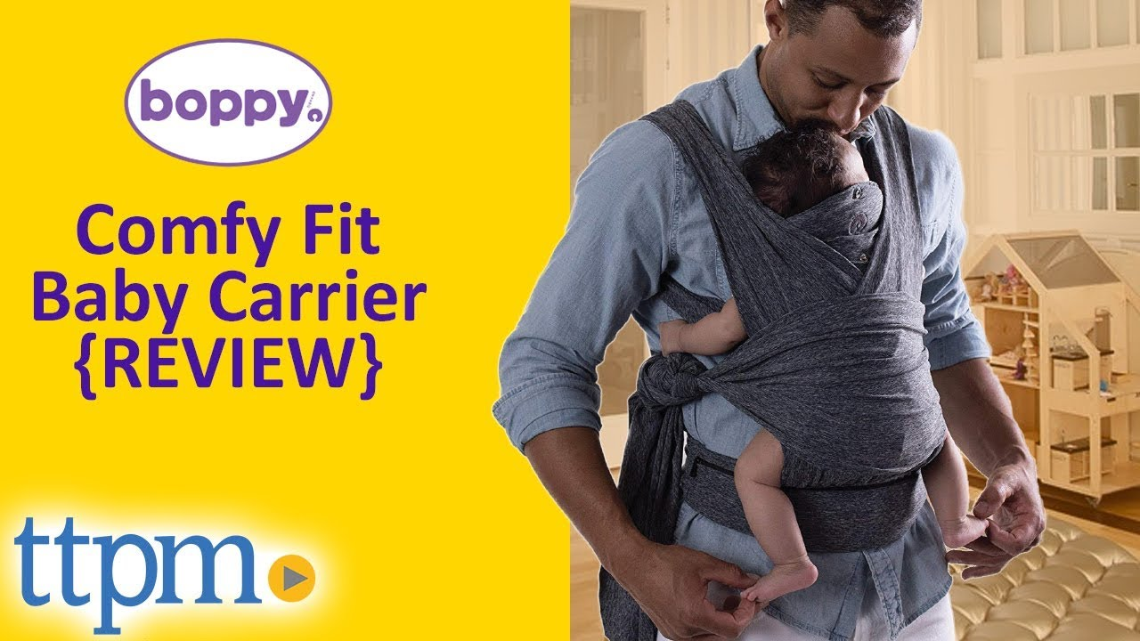 Comfyfit Baby Carrier From Boppy