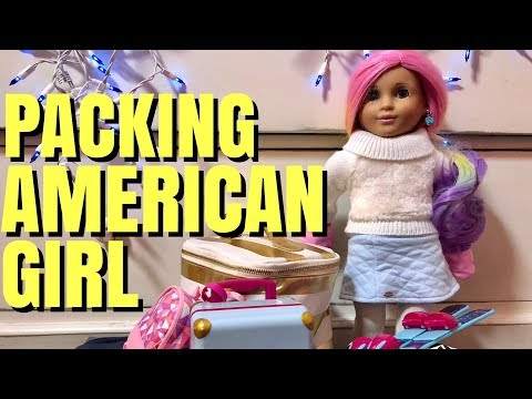 Packing American Girl For Ski Trip