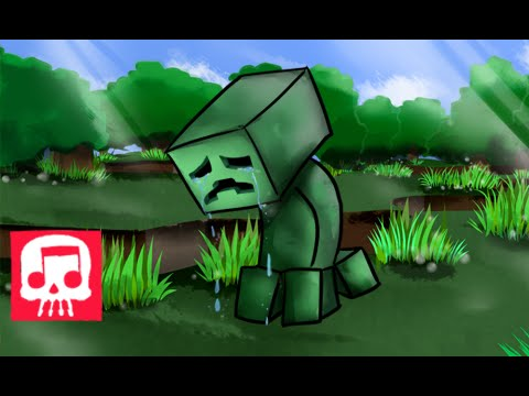 The Sad Creeper Song - A Minecraft Musical