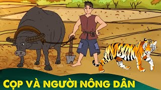 CỌP VÀ NGƯỜI NÔNG DÂN | Chuyen Co Tich | Truyện Cổ Tích Việt Nam | Phim Hoạt Hình Hay Nhất 2019
