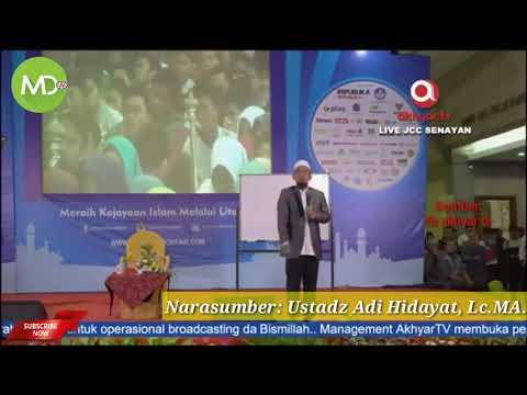Live 20 April 2018 - Motivasi dan Tips Terbaik dalam Menghafal Alqur'an - Ustadz Adi Hidayat Lc.MA