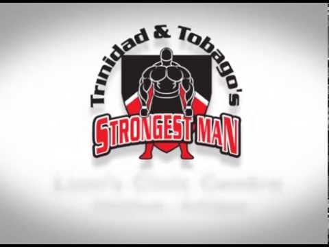 Trinidad and Tobago's Strongest Man and Health & Strength Expo